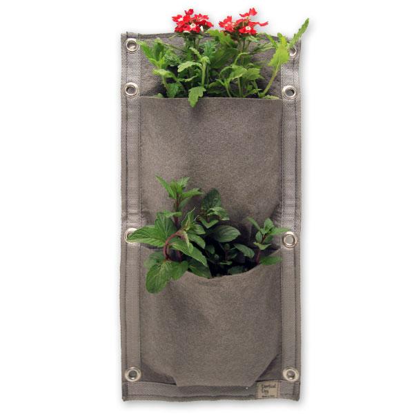 2 Pocket Panel | Vertical Veg