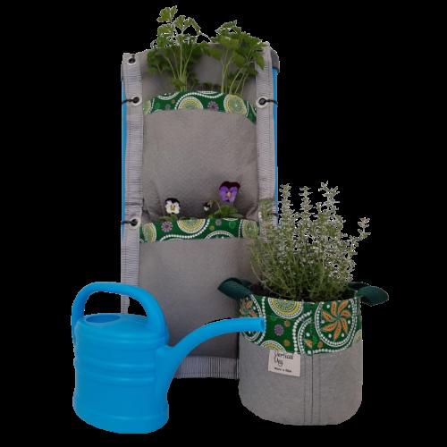 Vertcal Garden Kit   Watering Can   Vertical Veg